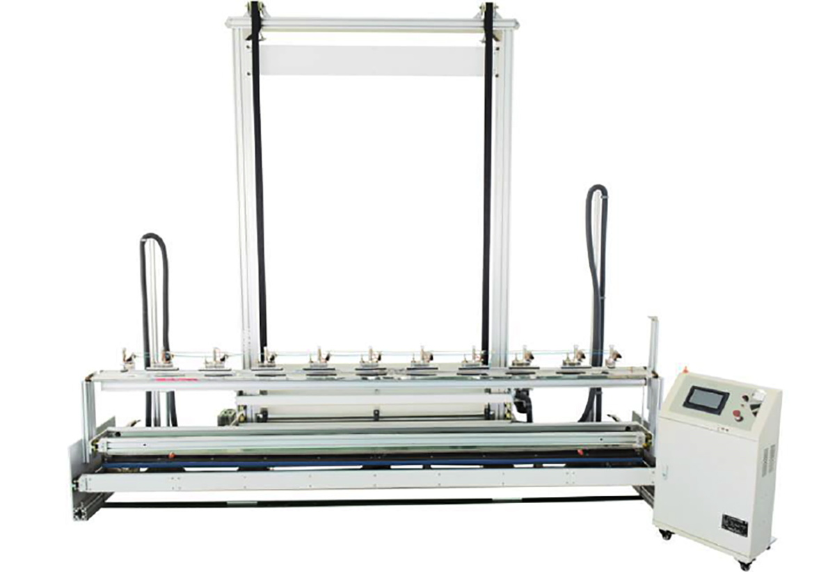 Auto Vertical Curtain Cutting Machine