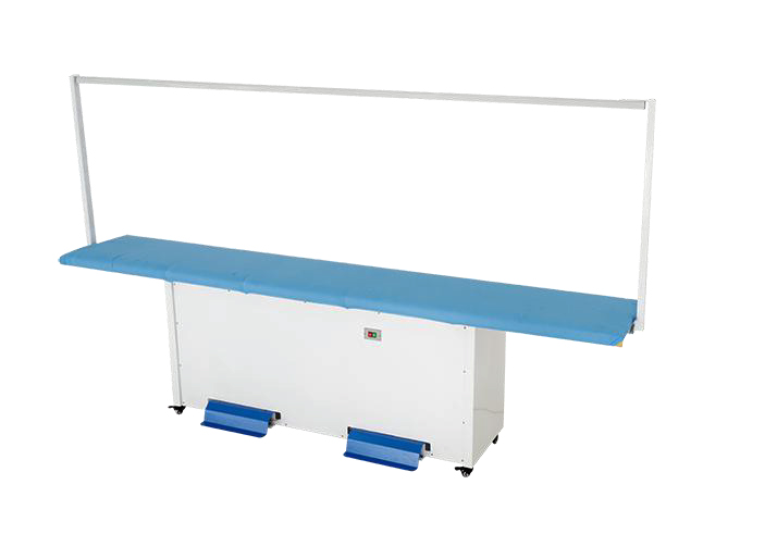 Double Vacuum Ironing Table